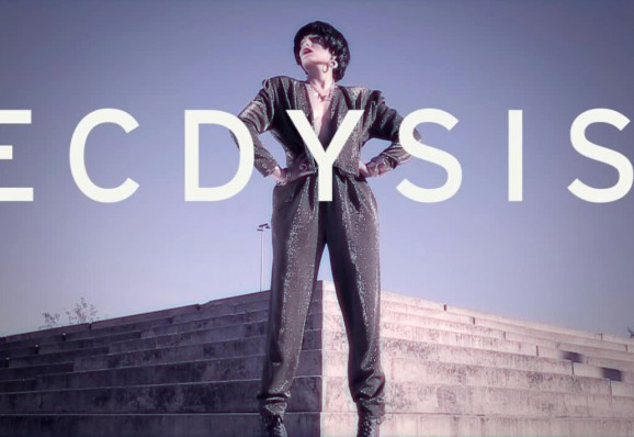 "Fashion Film ""ECDYSIS"" Titel"